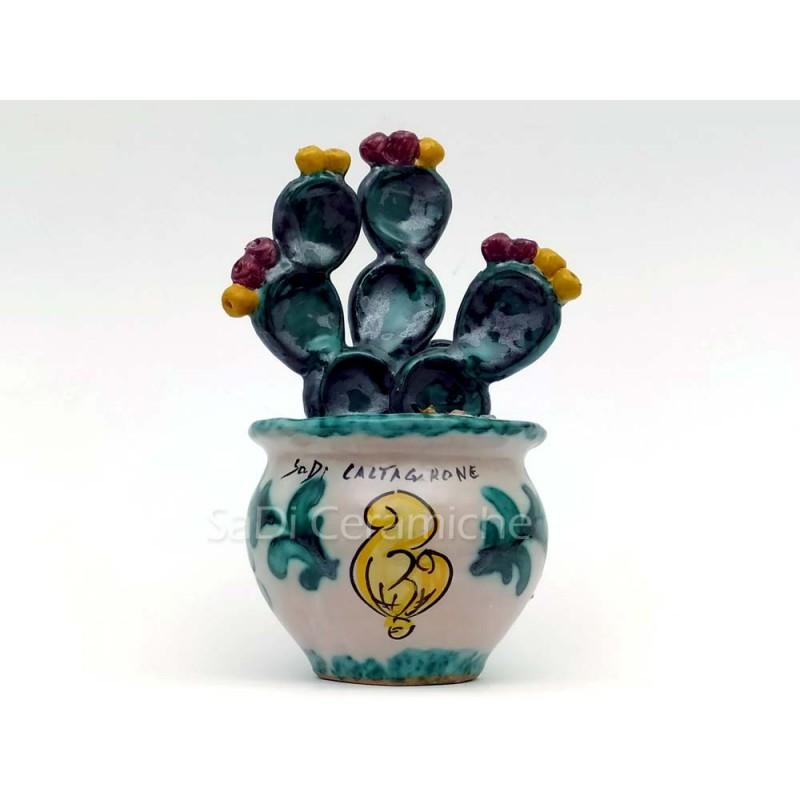 Fichi d'India ceramica